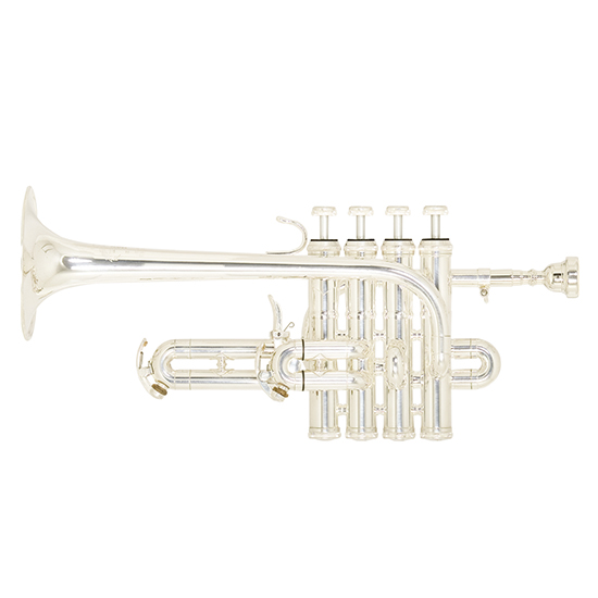 "B&S ""Challenger II"" Professional Bb/A Piccolo Trumpet"