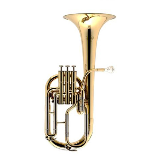 Besson Standard Tenor Horn - Lacquer Finish