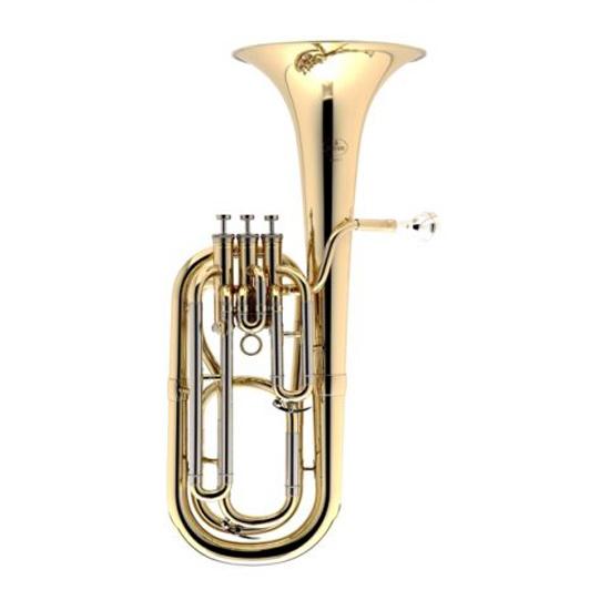 Besson Standard Baritone Horn - Lacquer Finish