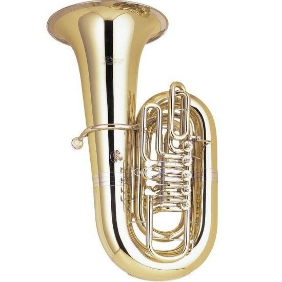 Cerveny 5/4 CC Tuba - Miniball Linkage
