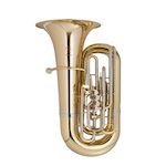 John Packer Professional CC Tuba - Multiple Finishes!