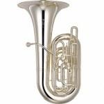 Yamaha Professional C Tuba [Silver Finish]