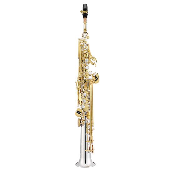 Jupiter Performance Soprano Saxophone - Silver Plated Body + $100 GIFT CARD