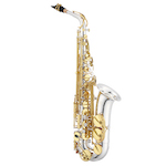 Jupiter Performance Alto Saxophone - Silver Plated Body + $100 GIFT CARD