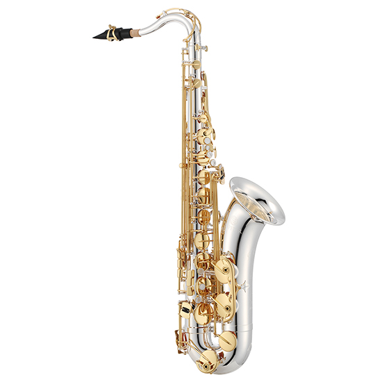 Jupiter Performance Tenor Saxophone - Silver Plated Body + $150 GIFT CARD
