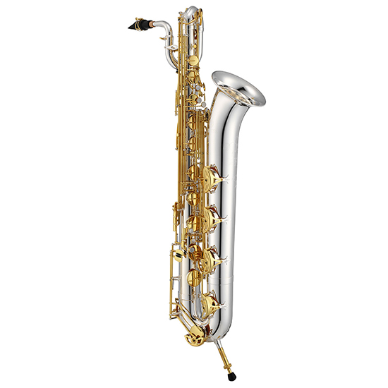 Jupiter Performance Baritone Saxophone - Silver Plated Body + $200 GIFT CARD