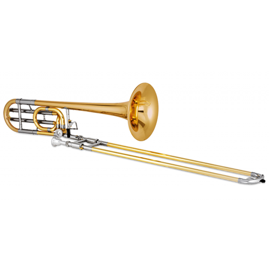 Jupiter XO Professional Bb/F Tenor Trombone - Traditional Wrap and Rotor - Rose Brass Bell + $150 GIFT CARD