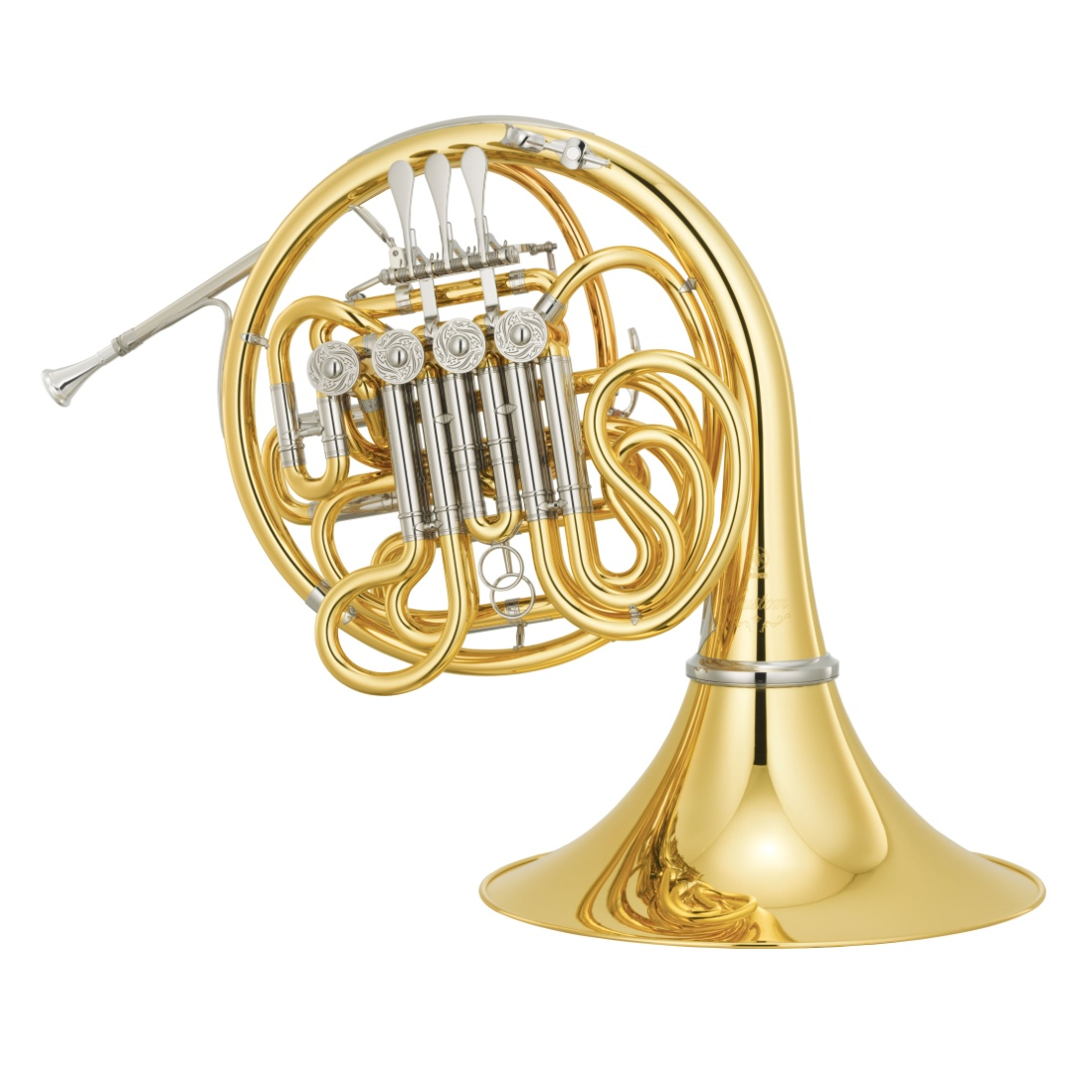 Yamaha Custom French Horn - Alexander Wrap