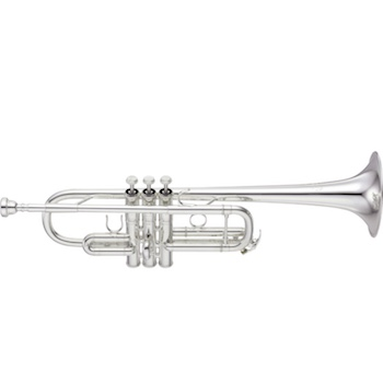 Yamaha Artist Model New York C Trumpet - YM Bell - NEW FOR 2017!