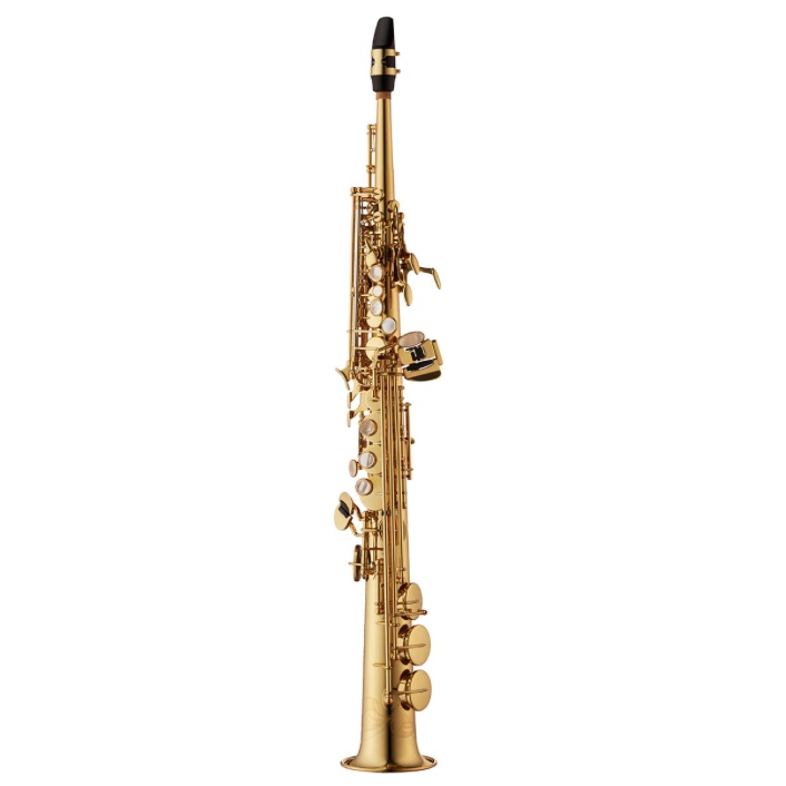 Yanagisawa WO Series Soprano Saxophone - One Piece Body - JUST RELEASED