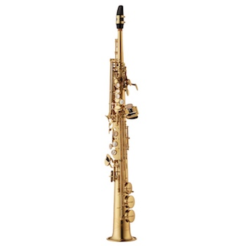 Yanagisawa WO Series Soprano Saxophone - One Piece Body - JUST RELEASED