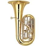 Yamaha Professional F Tuba, 3/4 size