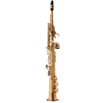 Yanagisawa WO Series Bronze Soprano Saxophone - One Piece Body - JUST RELEASED