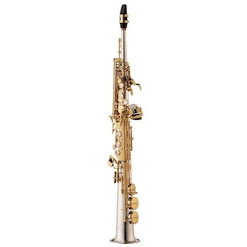 Yanagisawa WO Series Sterling Silver Soprano Saxophone - One Piece Body - JUST RELEASED