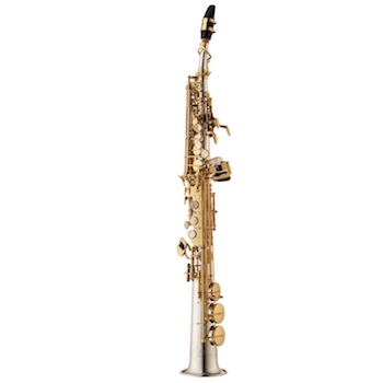 Yanagisawa WO Series Sterling Silver Soprano Saxophone - Straight and Curved Necks - JUST RELEASED