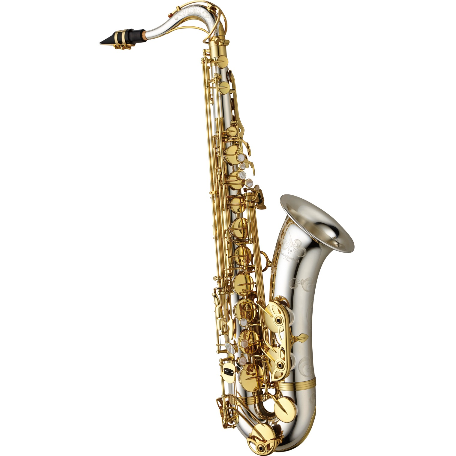 Yanagisawa TWO35 Elite Tenor Saxophone - Sterling Silver Bell, Body, and Neck