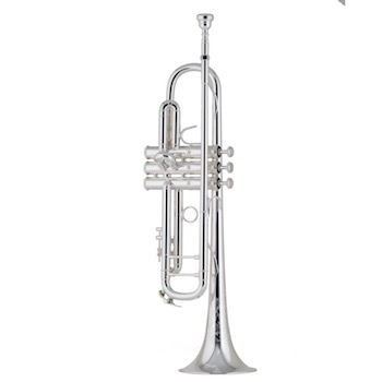 Bach Stradivarius 50th Anniversary Model 37 Trumpet - Silver Plating