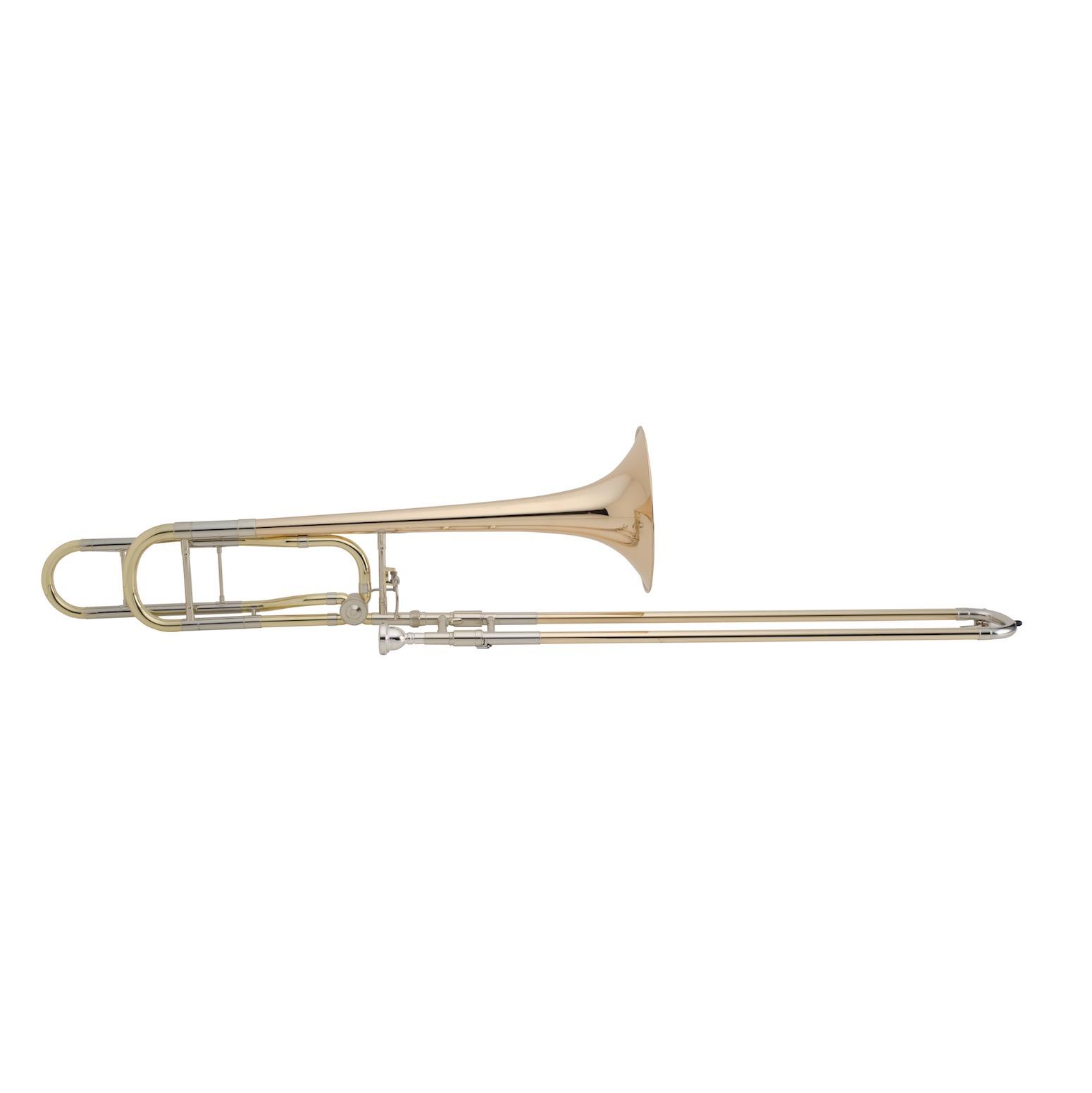 Conn Symphony 88HO Professional Trombone - Open Wrap