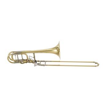 Bach Stradivarius 50AF3L Open Wrap Bass Trombone - 10.5 inch Bell - Infinity Valve