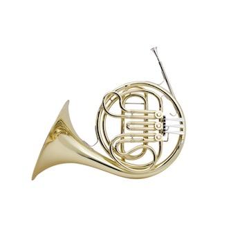 Conn 14D Standard French Horn