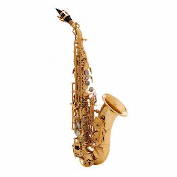 John Packer Curved Soprano Saxophone