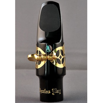 Charles Bay Sapphire Alto Saxophone Mouthpiece - 6 - Black Friday Blowout!!