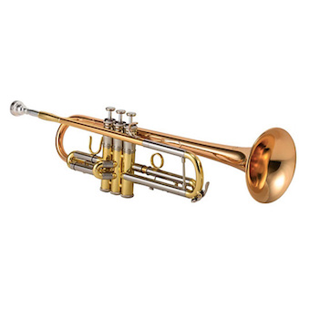 Jupiter XO Professional Trumpet - Lacquer Finish - Rose Brass Bell - Reverse Leadpipe - Black Friday Blowout!!