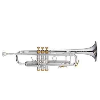 Bach Stradivarius Centennial Bb Trumpet - Model 43 Bell - NEW!