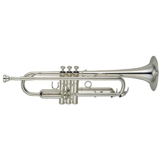 Yamaha Custom Z Trumpet - Silver Plating