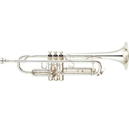 Yamaha Professional Trumpet [Silver Finish]