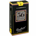 Vandoren 56 Rue Lepic Bb Clarinet Reeds (10 per box)