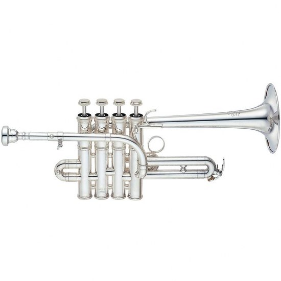 Yamaha Custom Piccolo Trumpet - Four Valves