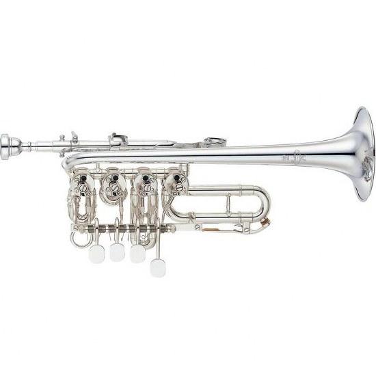 Yamaha Custom Rotary Valve Piccolo Trumpet