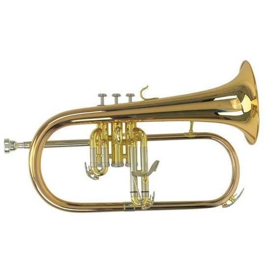 Roy Benson Professional Flugelhorn [Gold Brass Bell]