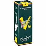 Vandoren V16 Tenor Sax Reeds (5 per box)