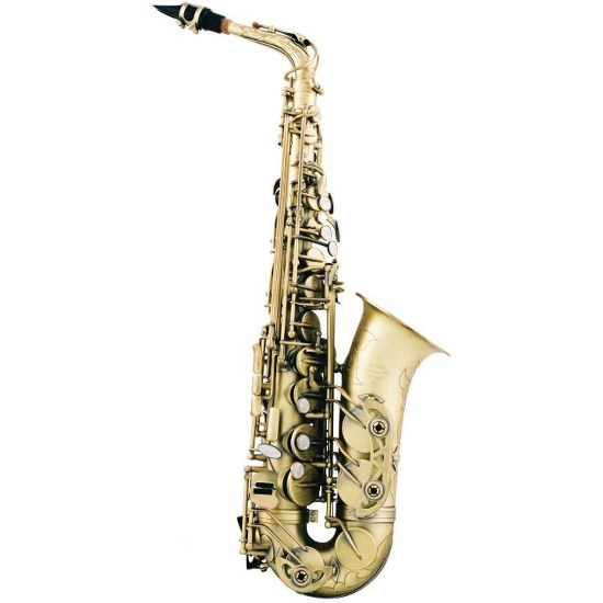 Buffet 400 Series Professional Alto Saxophone - Antique Matte Finish