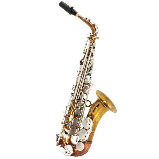 "Keilwerth ""Vintage"" Alto Saxophone - Clear Lacquer"
