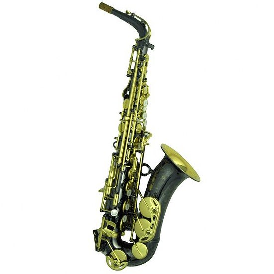 Keilwerth Professional Alto Saxophone - Black Nickel