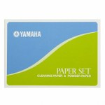 Yamaha Pad Paper Set- Powdered and Cleaning