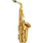 Yamaha Custom Z Alto Saxophone - Gold Plating - Newly Redesigned
