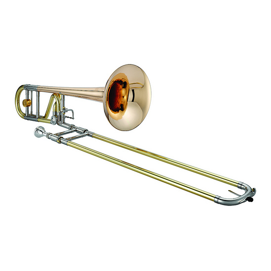 Jupiter XO Professional Bb/F Trombone - Rose Brass Bell + $150 GIFT CARD