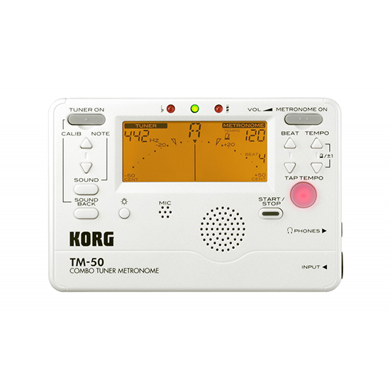 Korg TM-50 Digital Metronome and Tuner