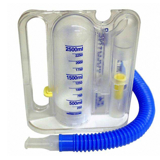 Voldyne Breathing Device