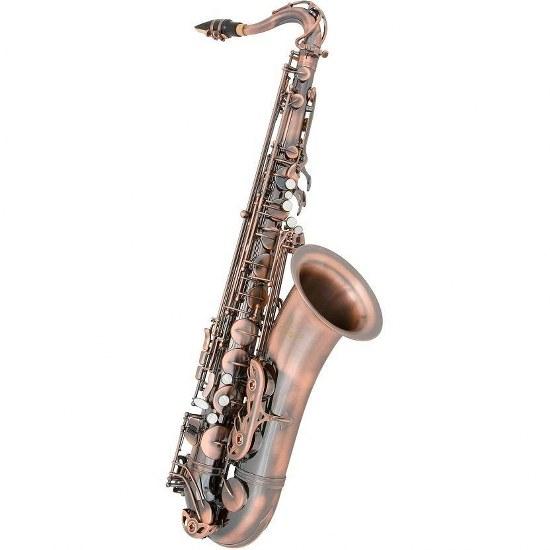 Antigua Power Bell Tenor Saxophone - Vintage Copper Finish