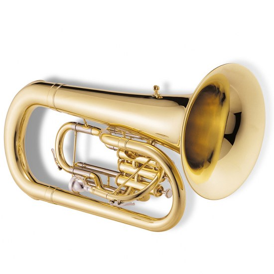 Jupiter Qualifier Convertible Bb Euphonium [Silver Plated]