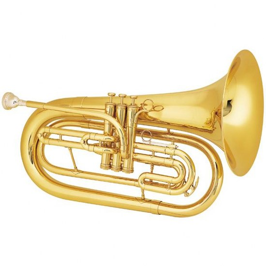 "King ""Ultimate"" Marching Baritone - Small Shank"