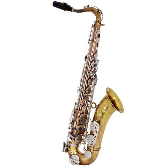 "Keilwerth ""Vintage"" Tenor Saxophone - Cear Lacquer"