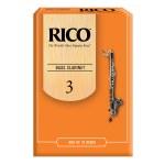Rico Bass Clarinet Reeds