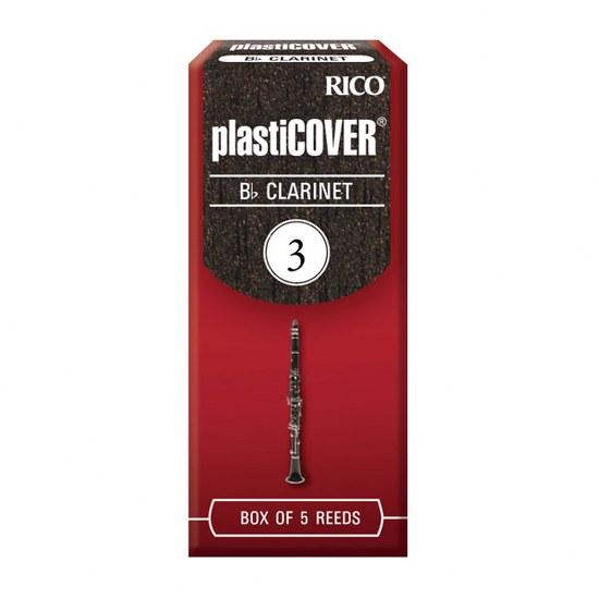 Rico Plasticover Bb Clarinet Reeds