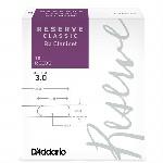 D'Addario (Rico) Reserve Classic Bb Clarinet Reeds